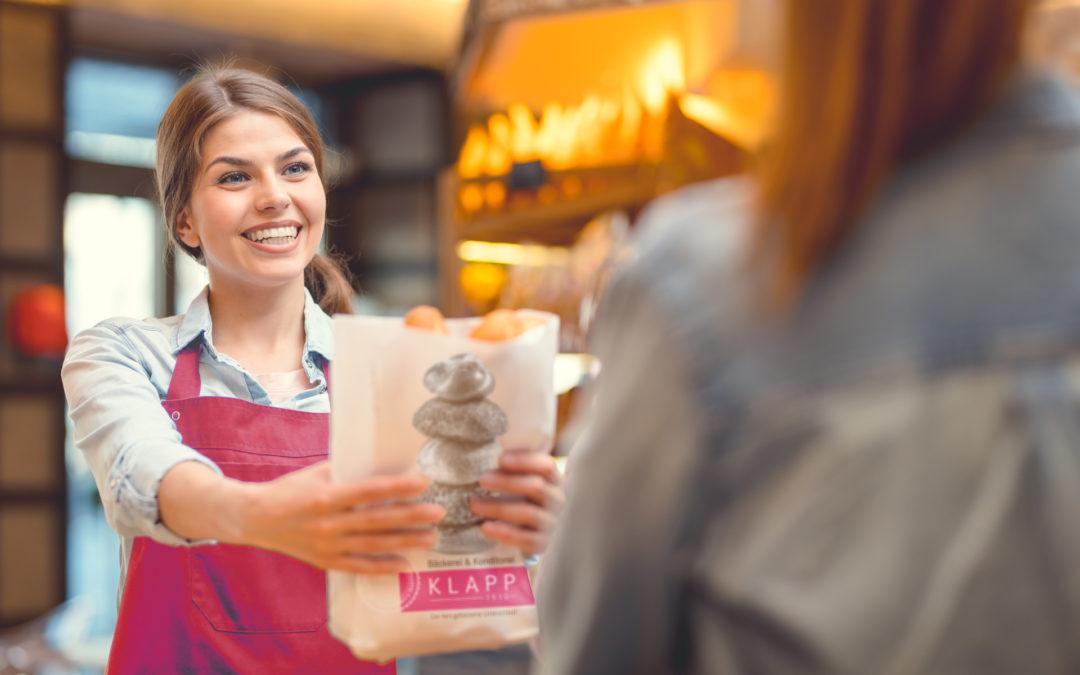 Ausbildung Bäckereifachverkauf (m/w/d)