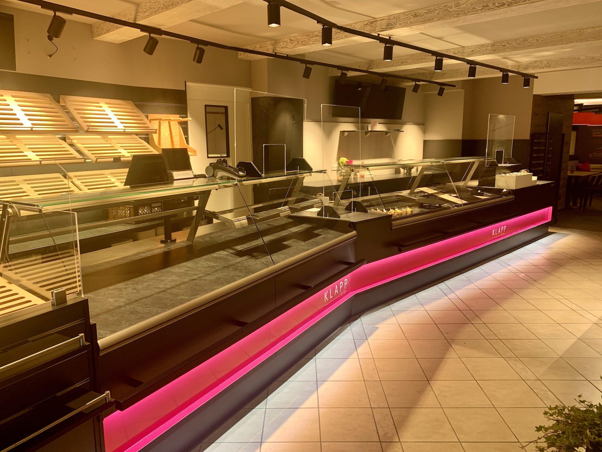 Klapp1910 Umbau 00010 - KLAPP1910 Stammhaus im neuen Design wiedereröffnet