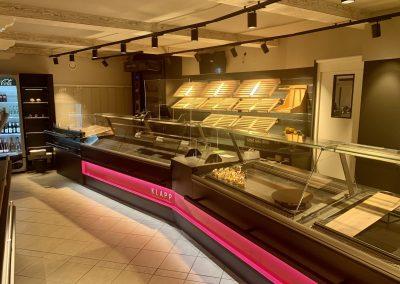 Klapp1910 Umbau 00012 400x284 - KLAPP1910 Stammhaus im neuen Design wiedereröffnet