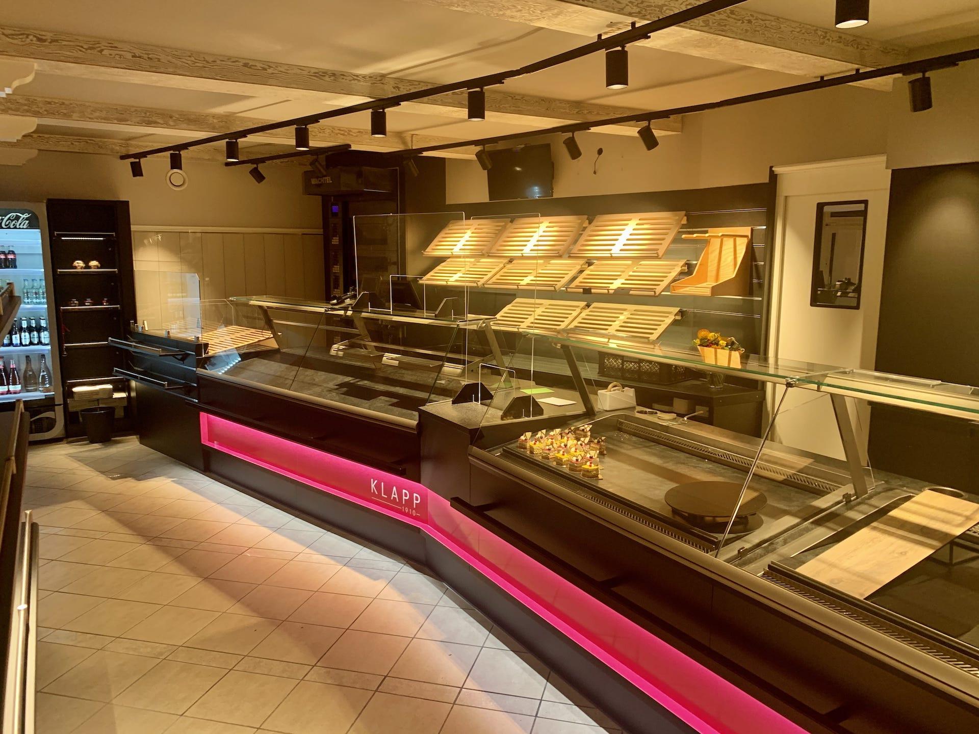 Klapp1910 Umbau 00012 - KLAPP1910 Stammhaus im neuen Design wiedereröffnet