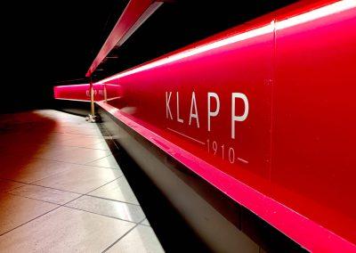 Klapp1910 Umbau 00013 400x284 - KLAPP1910 Stammhaus im neuen Design wiedereröffnet
