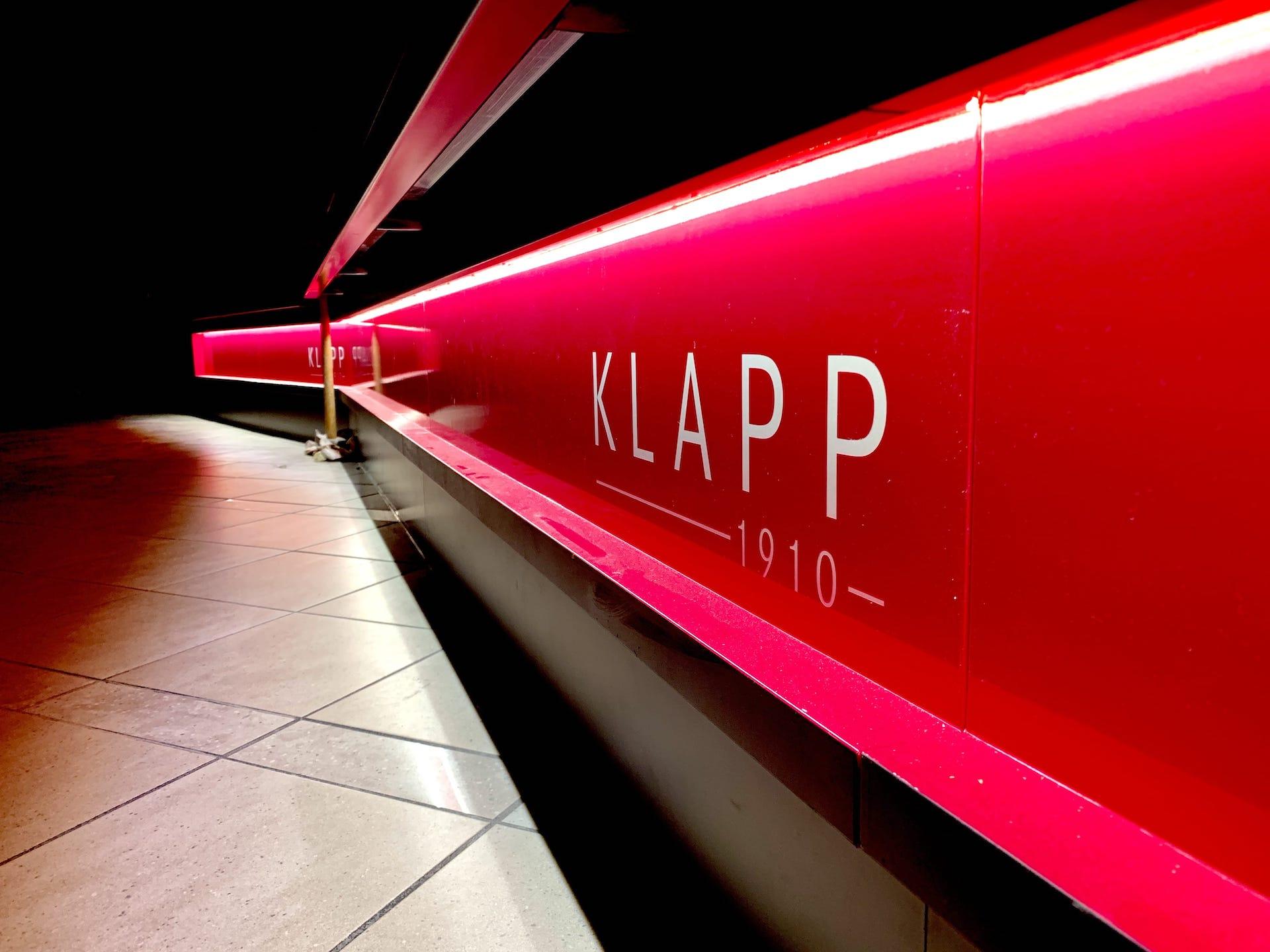 Klapp1910 Umbau 00013 - KLAPP1910 Stammhaus im neuen Design wiedereröffnet