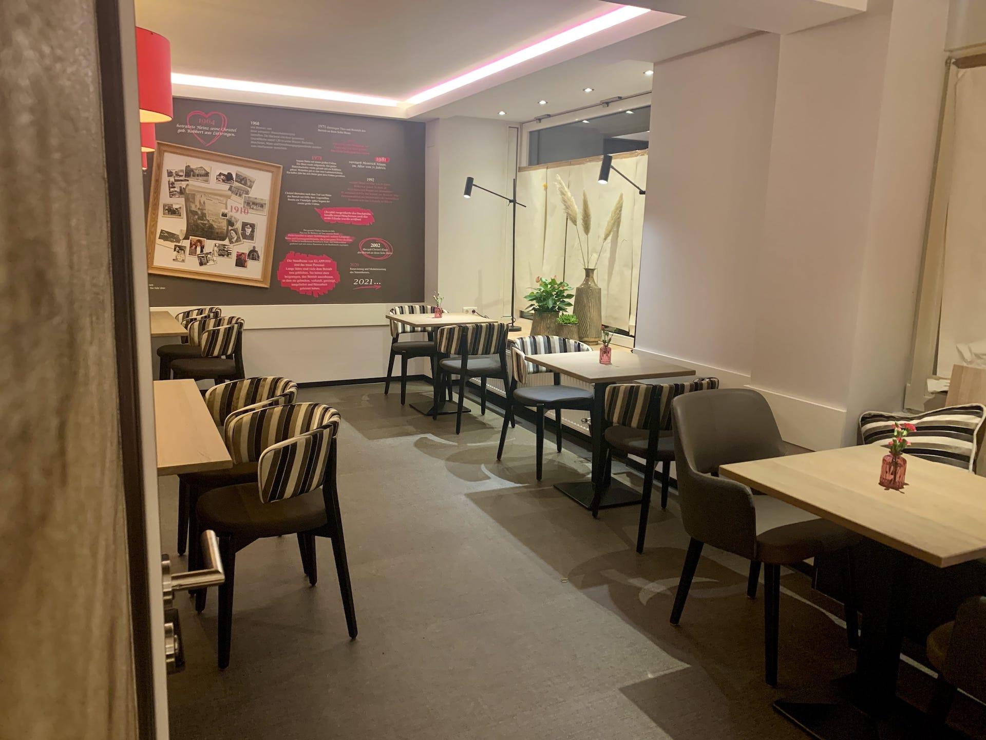 Klapp1910 Umbau 00019 - KLAPP1910 Stammhaus im neuen Design wiedereröffnet
