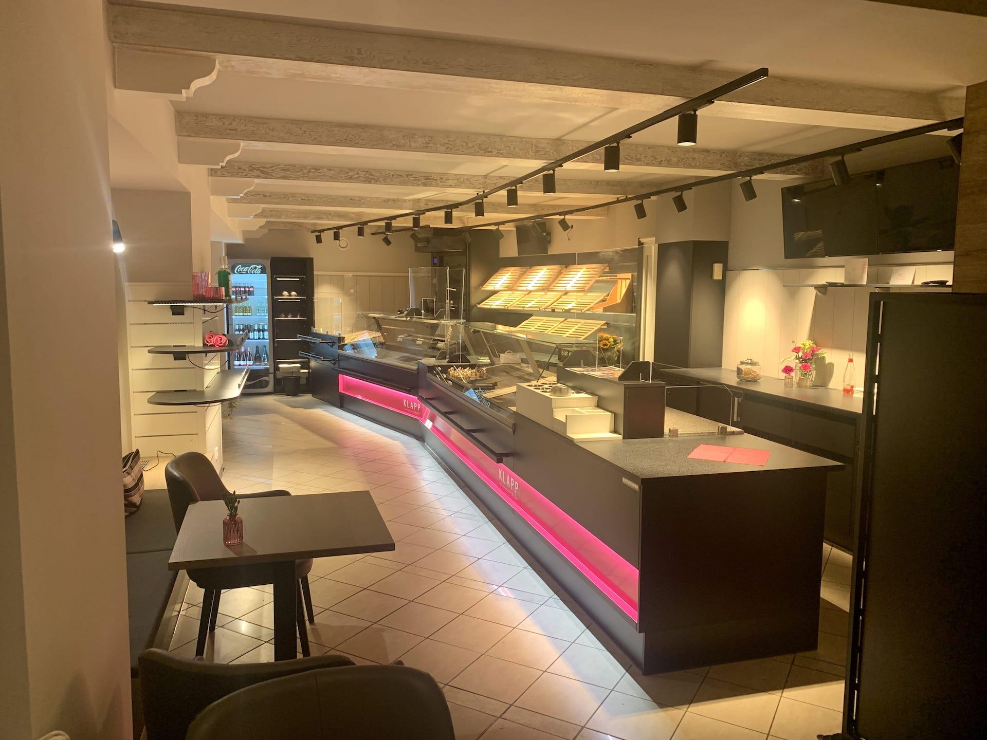 Klapp1910 Umbau 00021 - KLAPP1910 Stammhaus im neuen Design wiedereröffnet