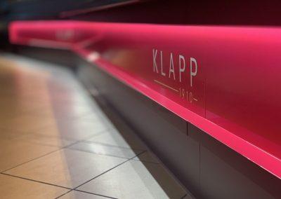 Klapp1910 Umbau 00036 400x284 - KLAPP1910 Stammhaus im neuen Design wiedereröffnet