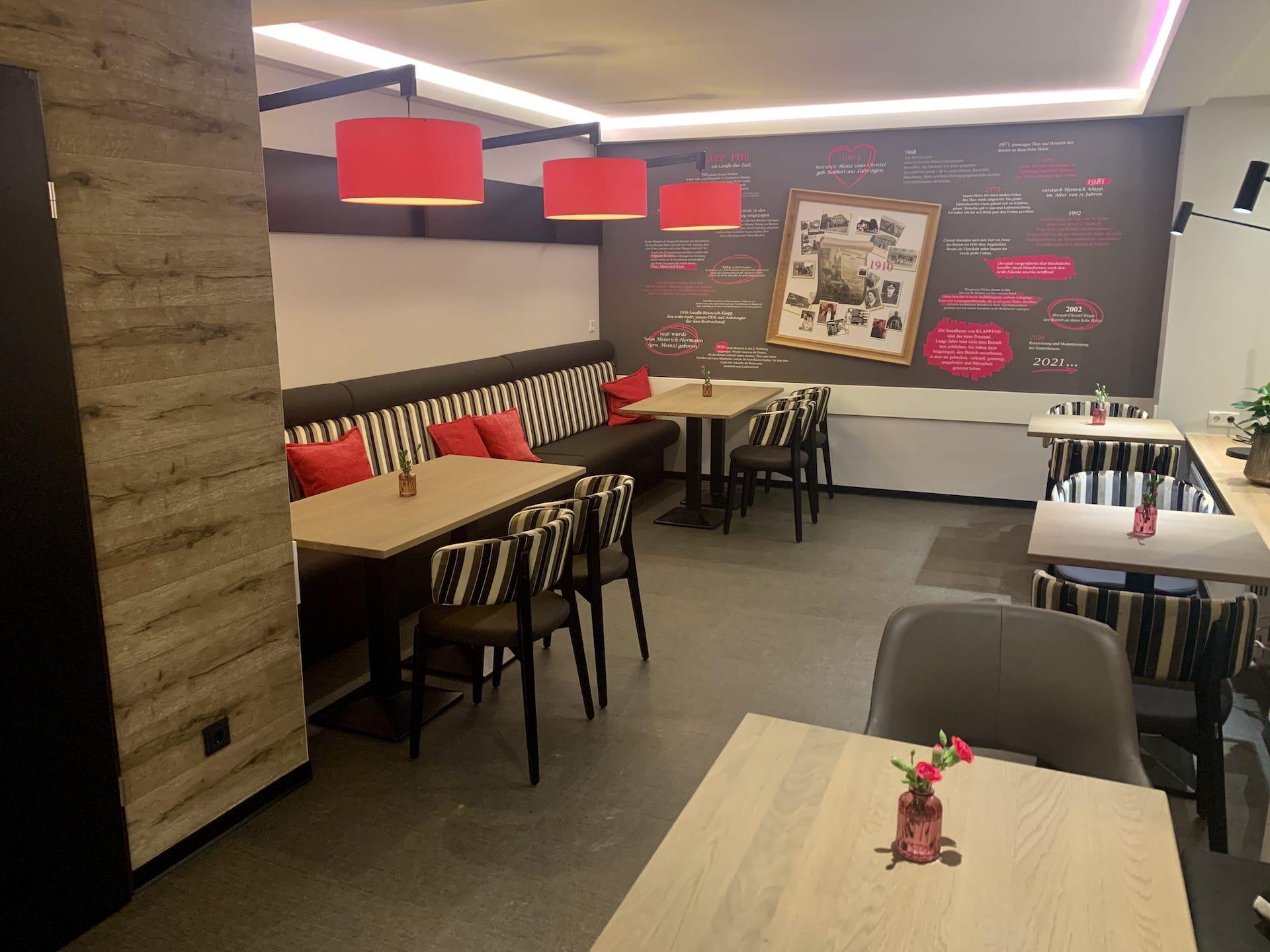 Klapp1910 Umbau 00039 - KLAPP1910 Stammhaus im neuen Design wiedereröffnet