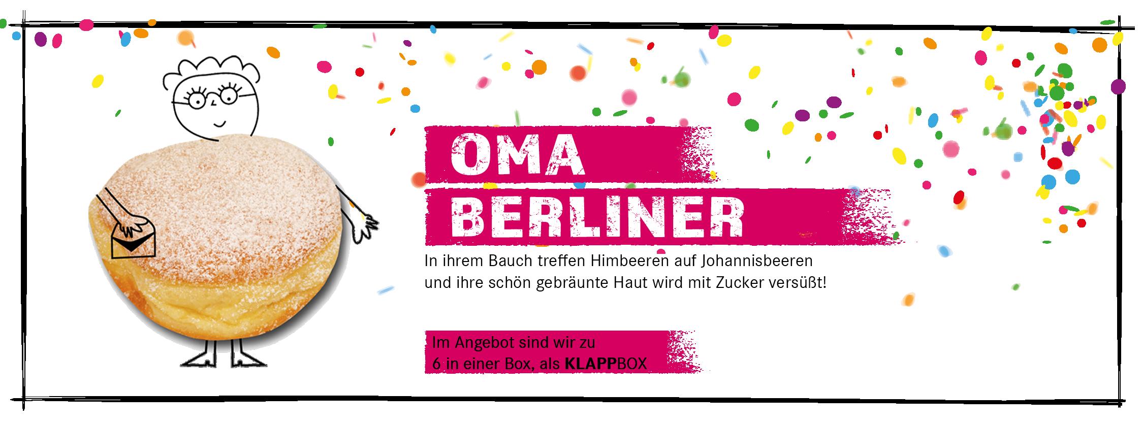 BERLINER21  - Die zuckersüße Impfdosis für den guten Zweck ist da!